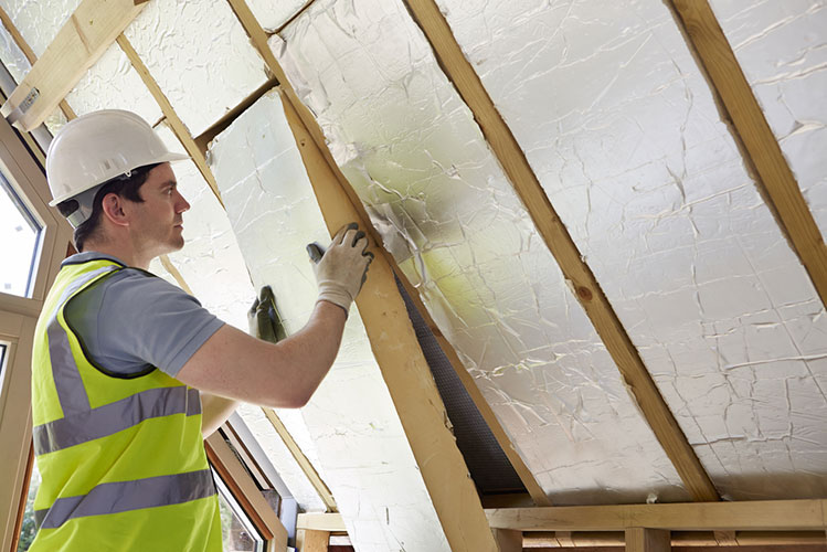Add Additional Insulation to the Home<
